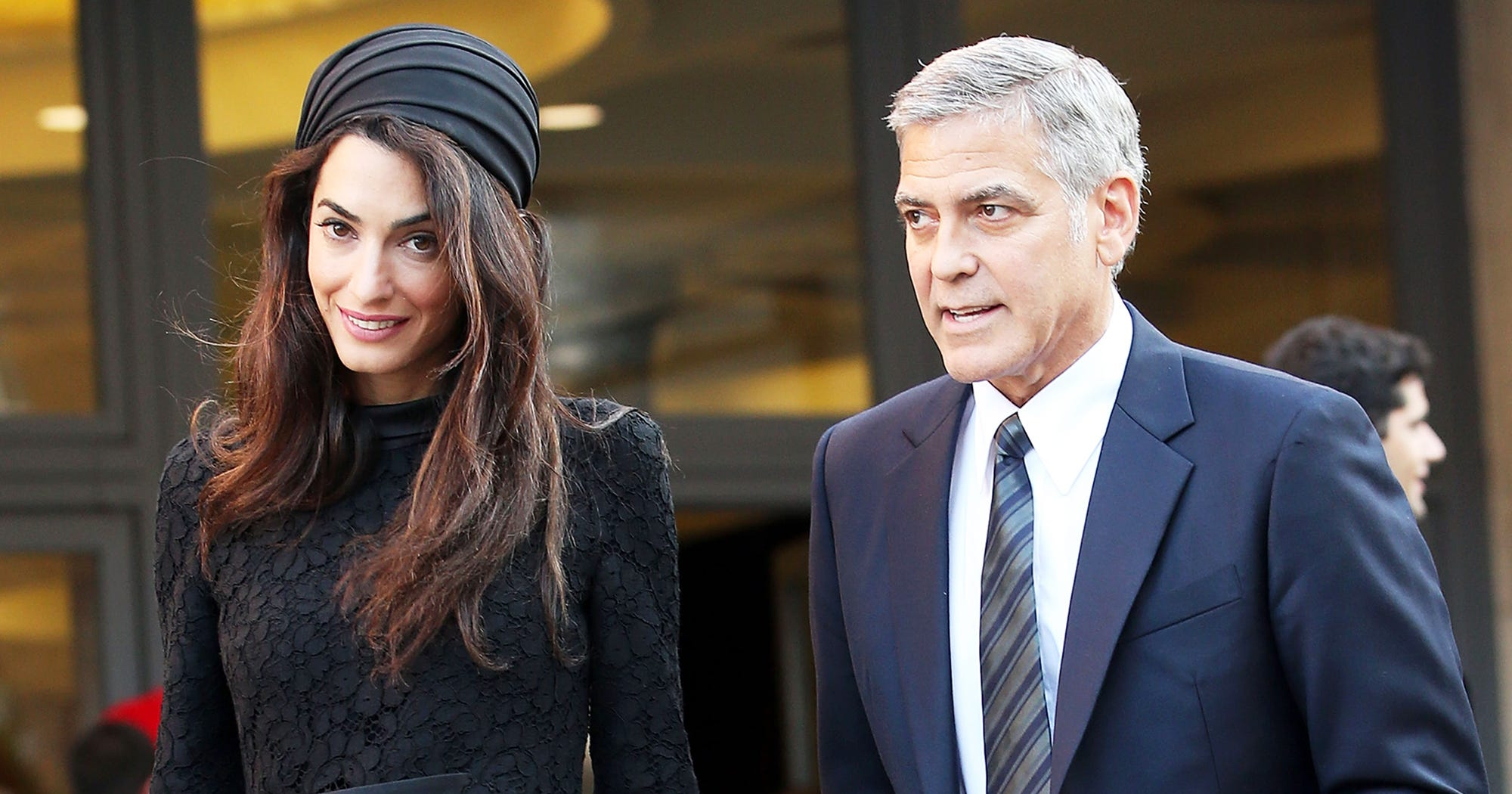 Flying While Pregnant Travel Risks Amal Clooney Twins