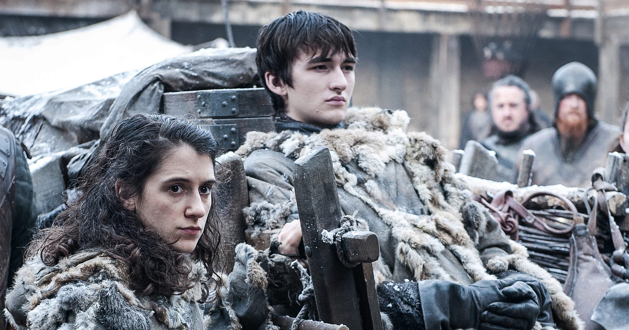 If Bran Stark Is The Lord Of Light, Things Could Be Much Darker Than We Think In Westeros