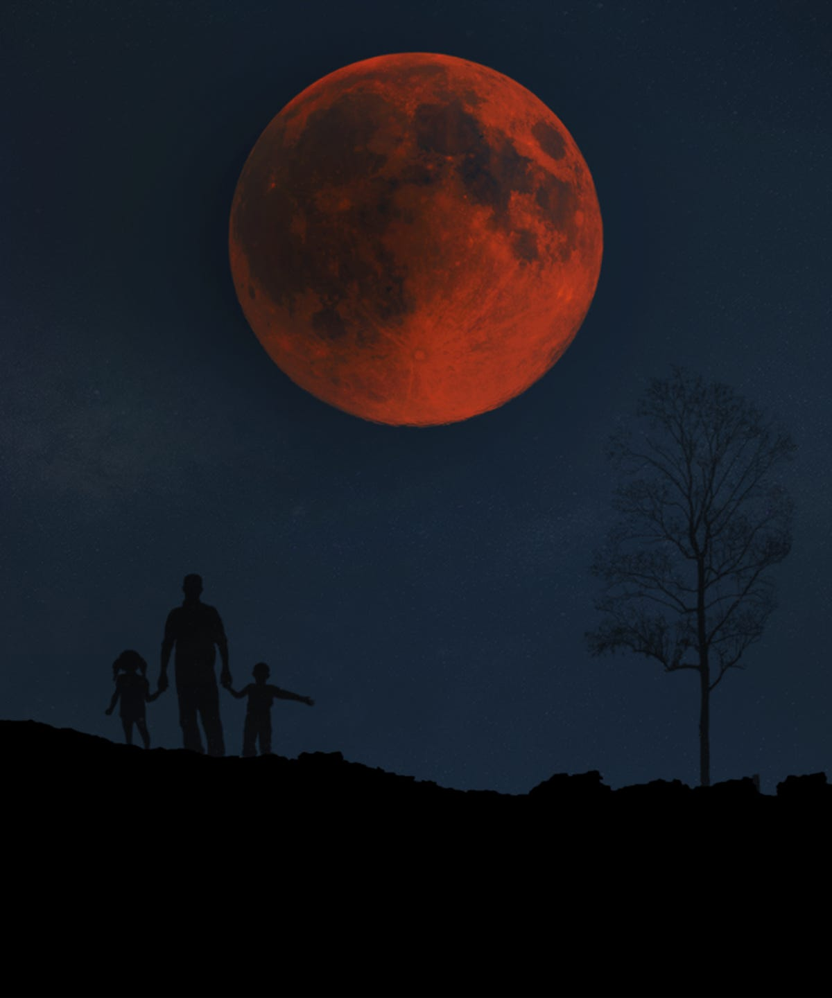 Super Blood Wolf Moon Meaning In January 2019 Astrology