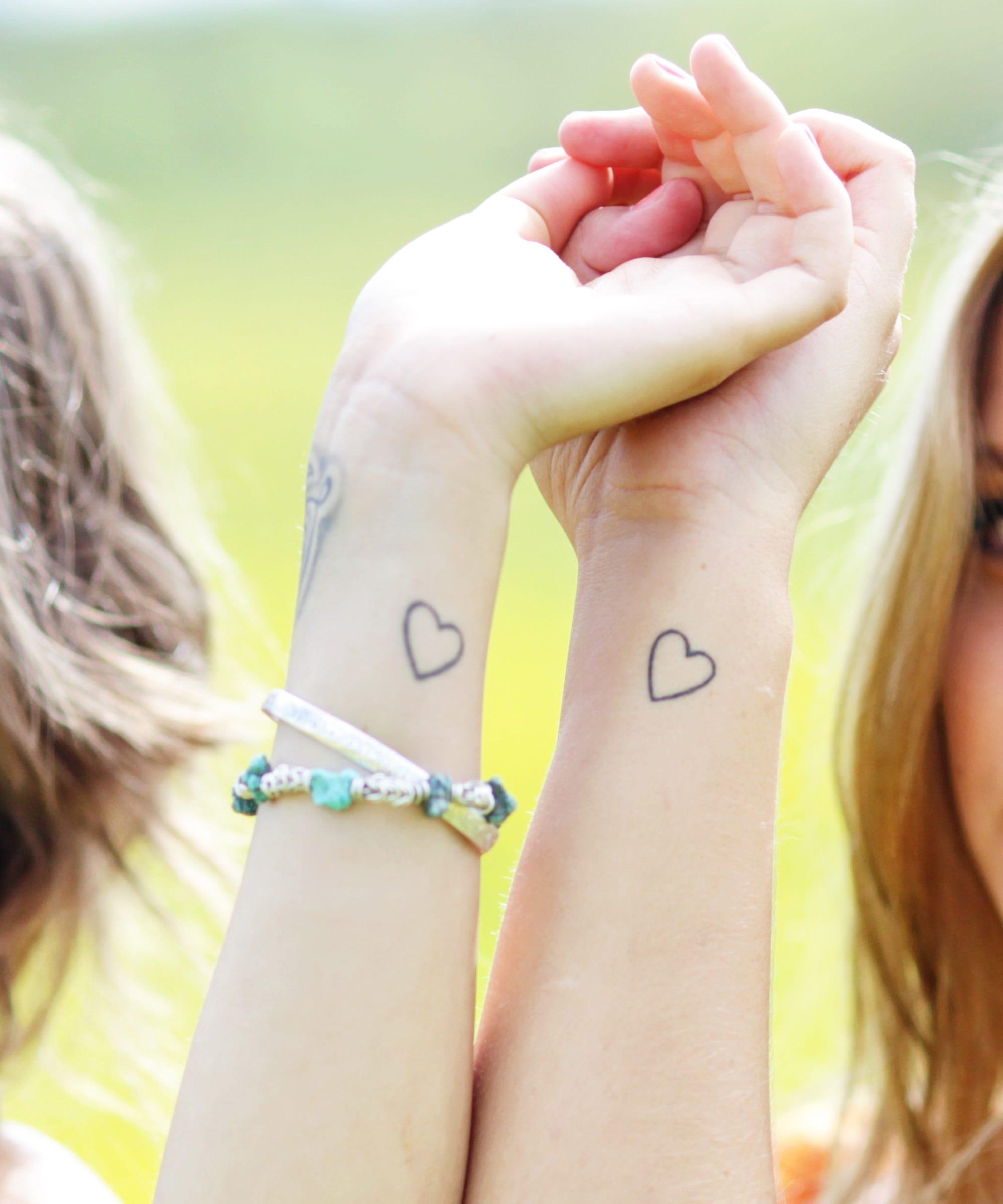 11 Ideen Für Freundschaftstattoos Mit Bedeutung