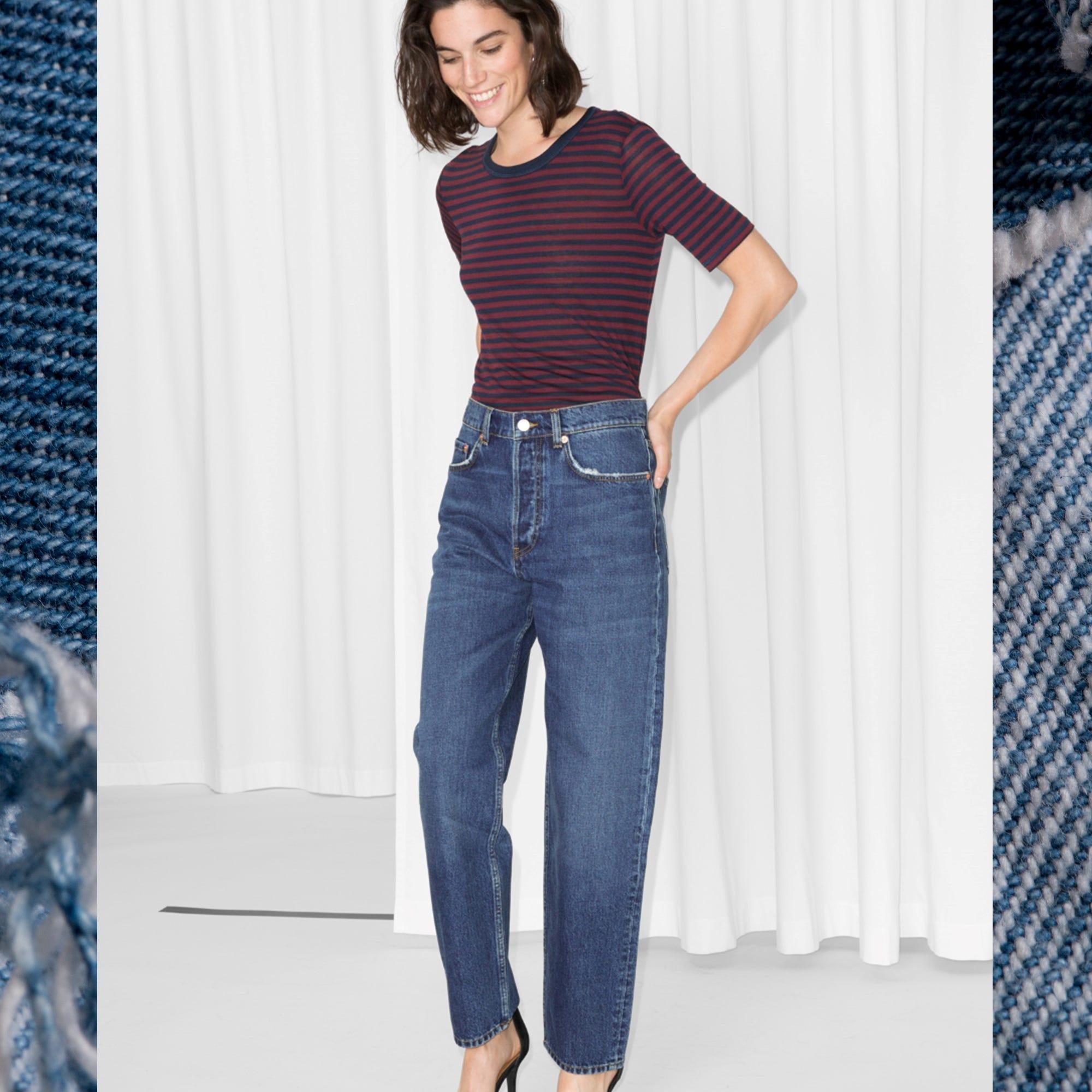Elbise Altında Jean Trendi