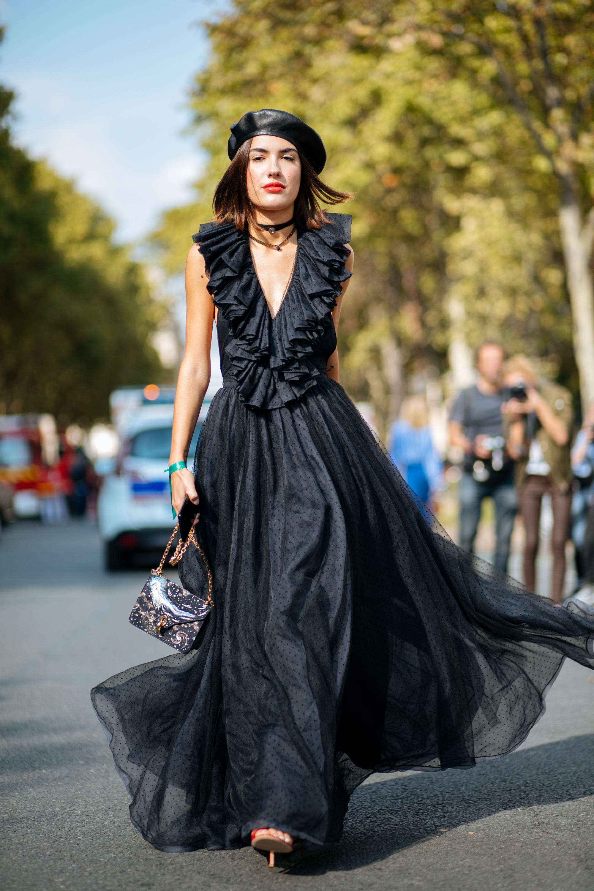 Paris Street Style: See the Bag Everyone is Carrying recommendations