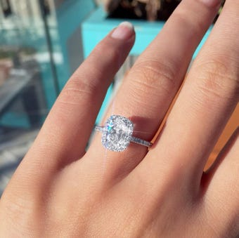 Engagement Rings Average Cost UK Wedding Trend