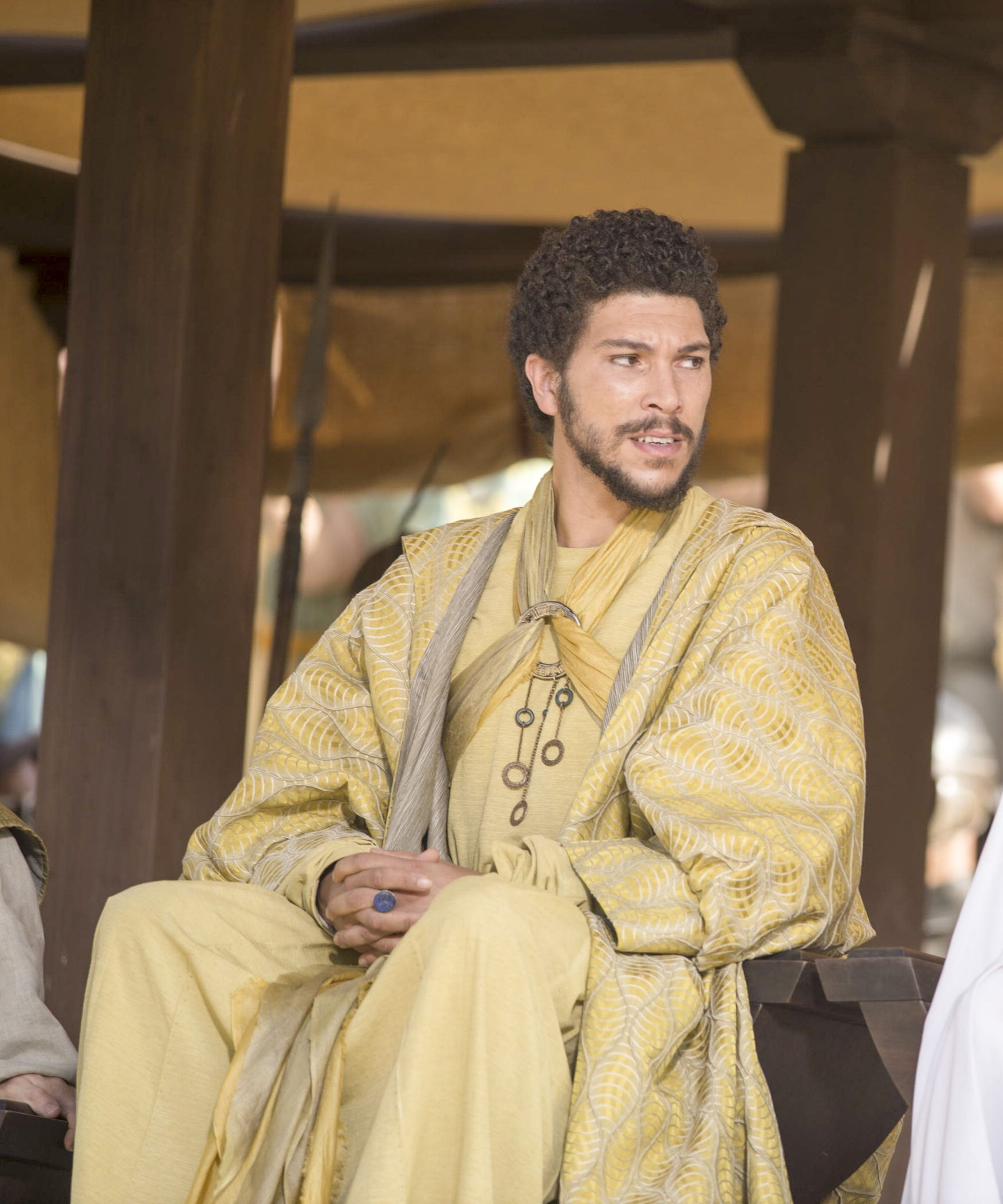 Game Of Thrones Cast Black Characters People Of Color