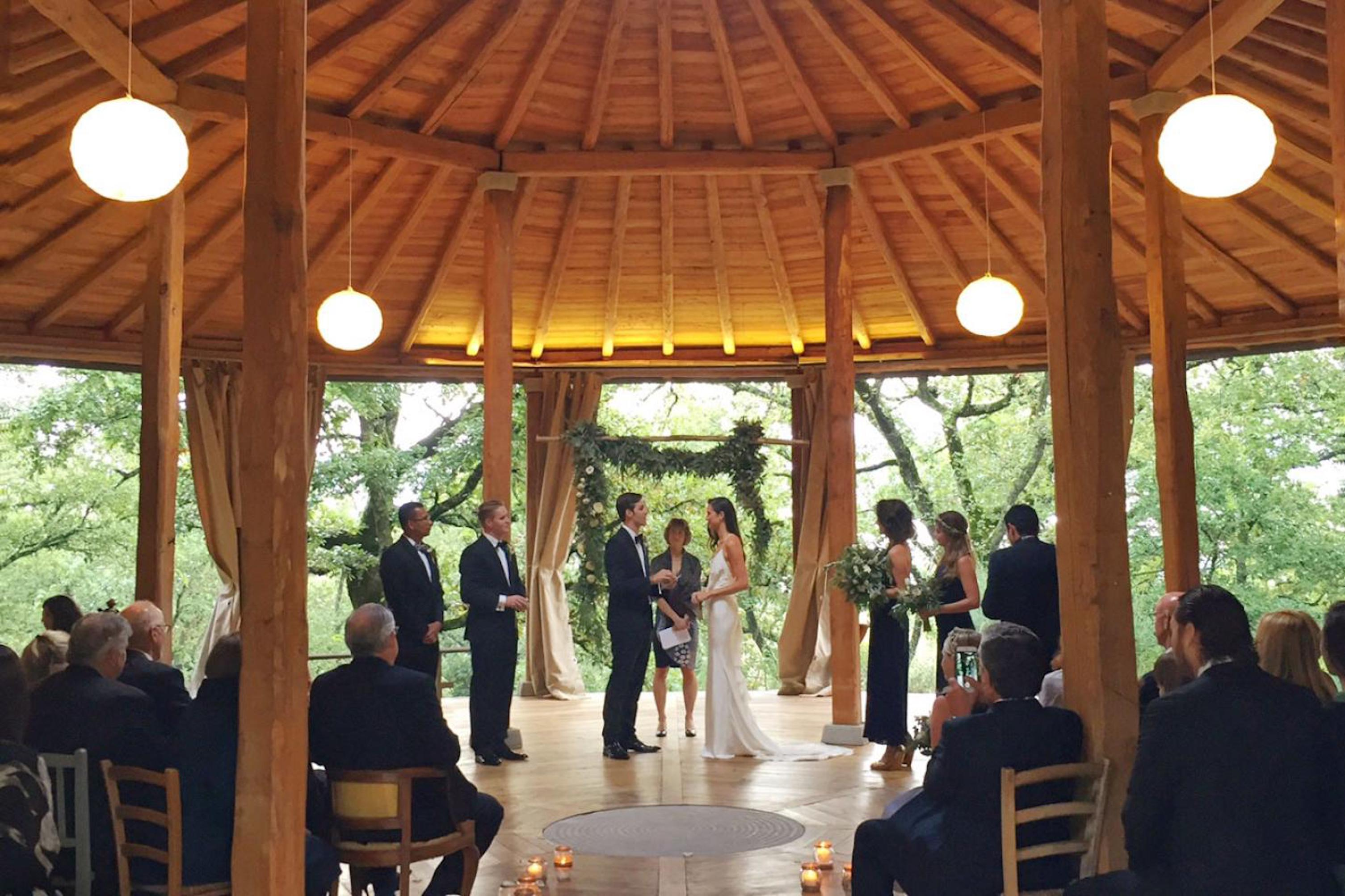 These Magical Airbnb Venues Are Perfect For Your Wedding