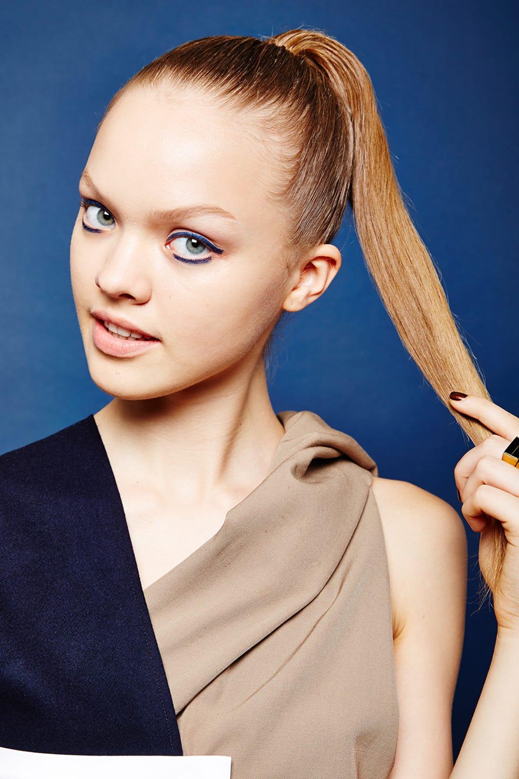 Iron Hairstyle Ideas