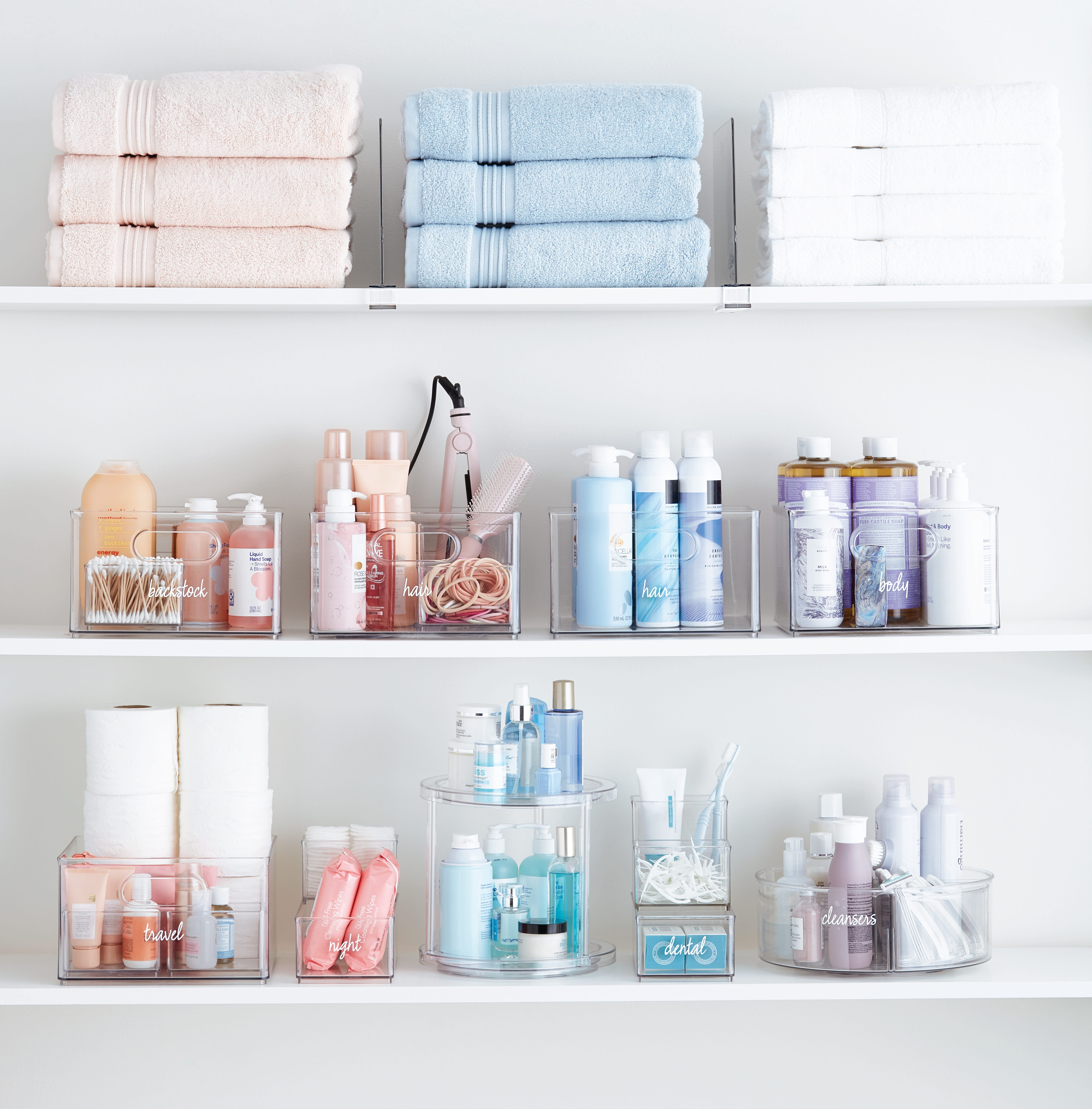 This Exclusive New Container Store Collection Is A Marie Kondo Storage Dream