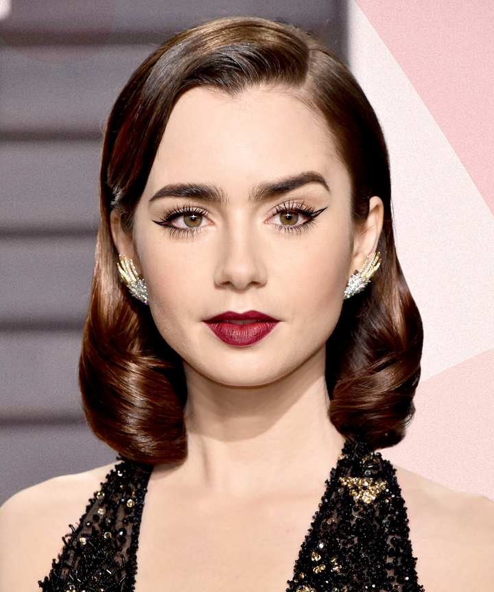 Lily Collins photos