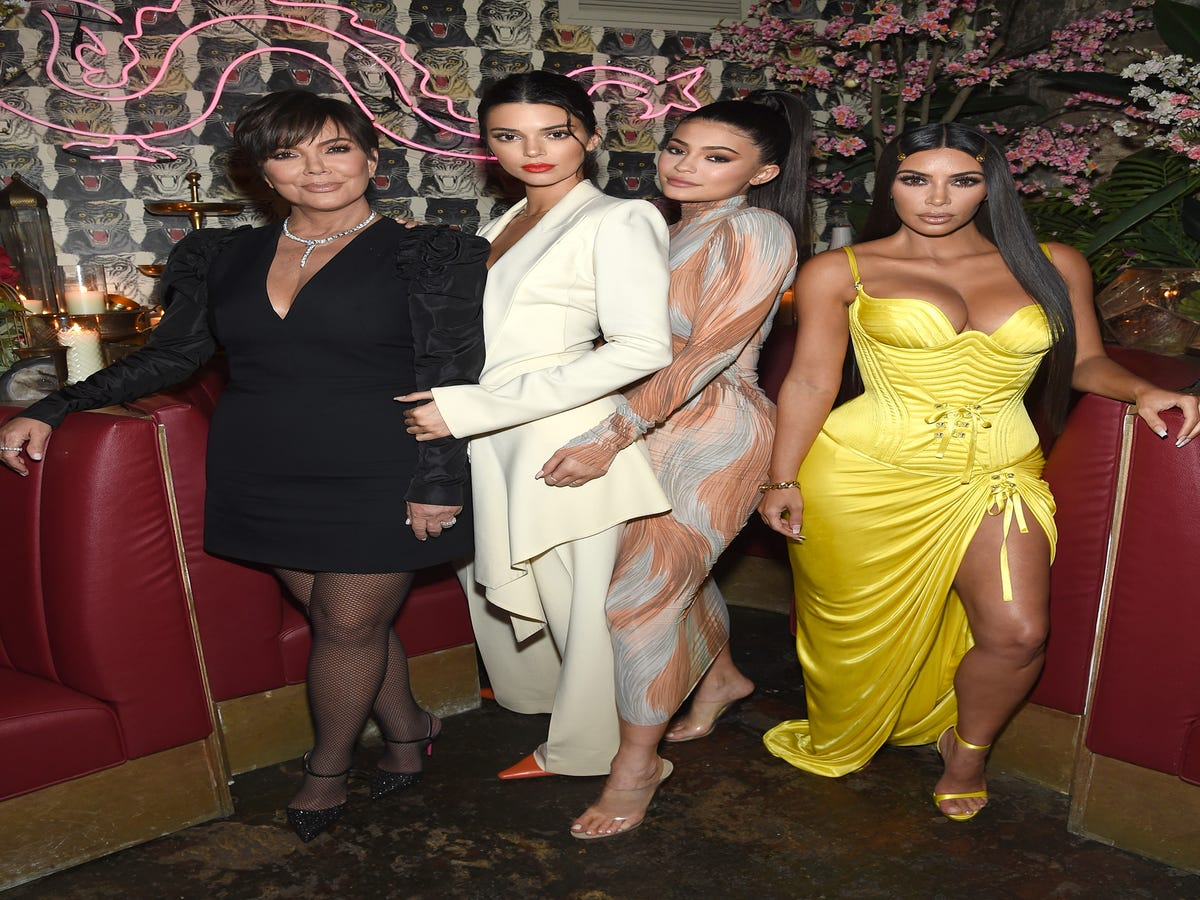 This Is How Much The Kardashians Are Worth