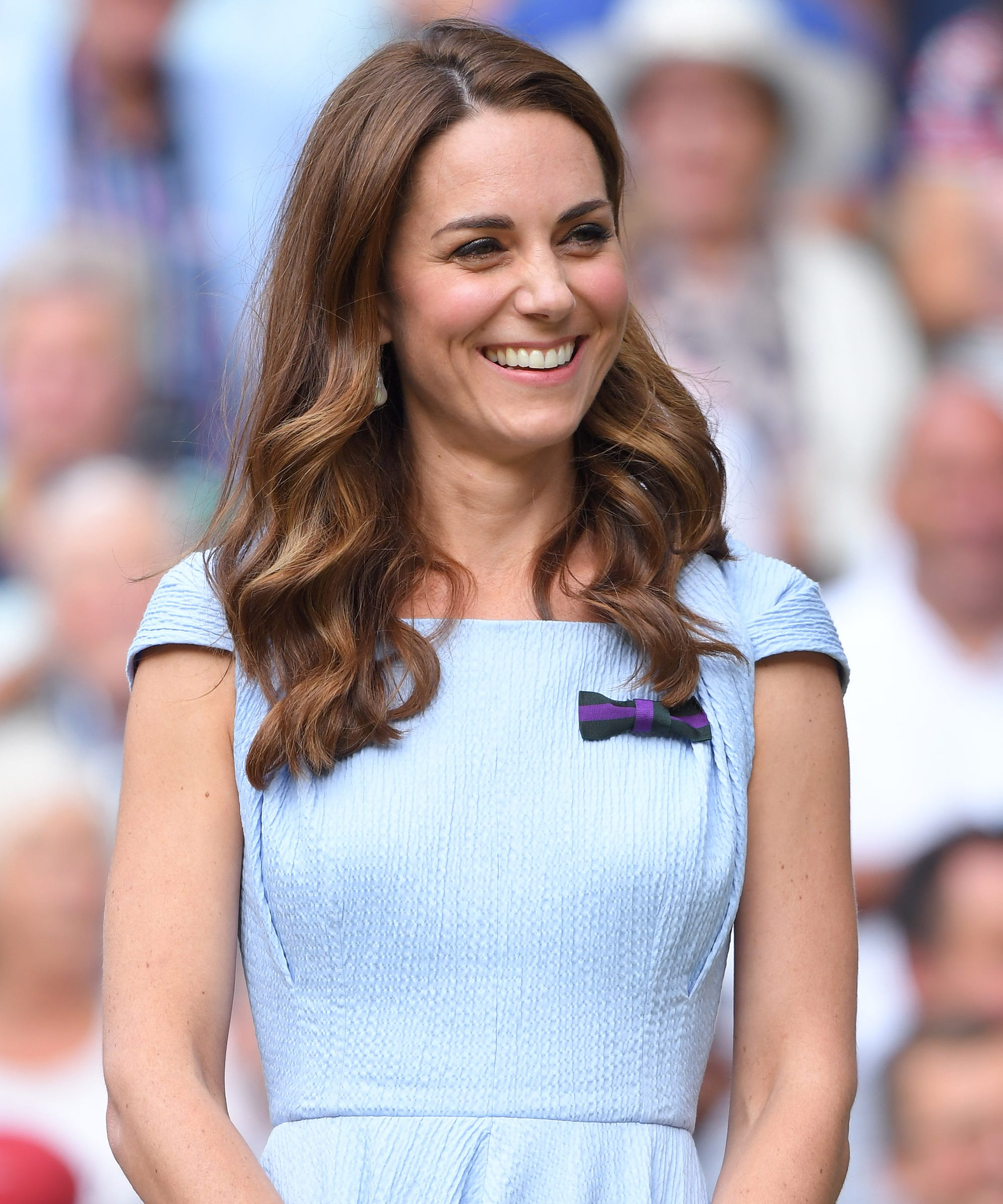 Kate Middleton's Giving Her Wardrobe The Modern Upgrade We've Been Waiting For