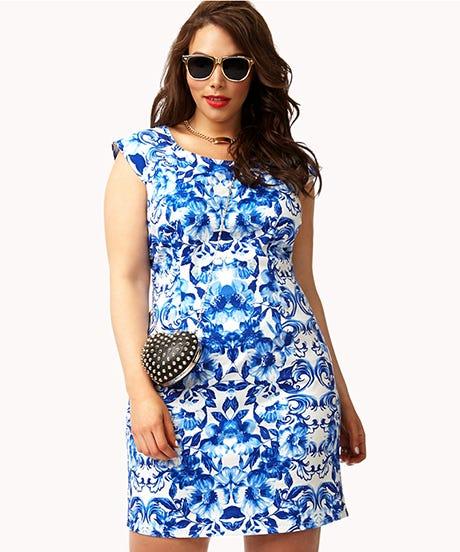 Plus Size Dresses - Curvy Clothing Under $100