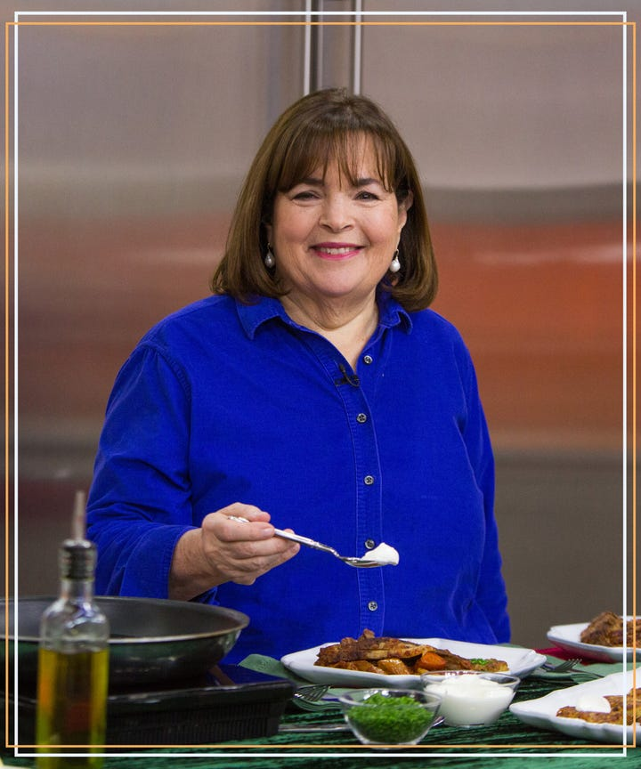 Ina Garten On What She Would Serve Trump For Dinner