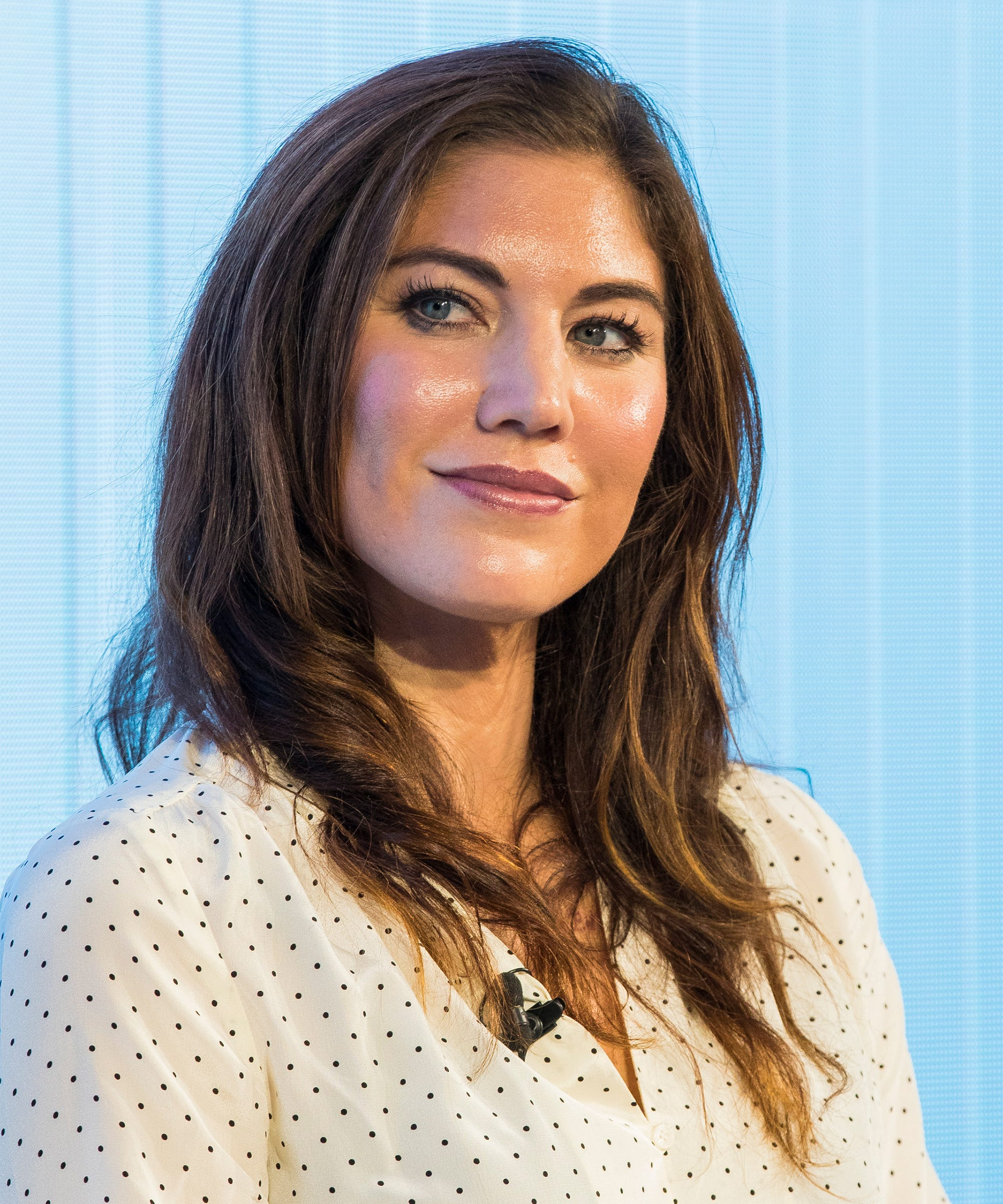 Hope Solo Opens Up About The Miscarriage That Almost Killed Her