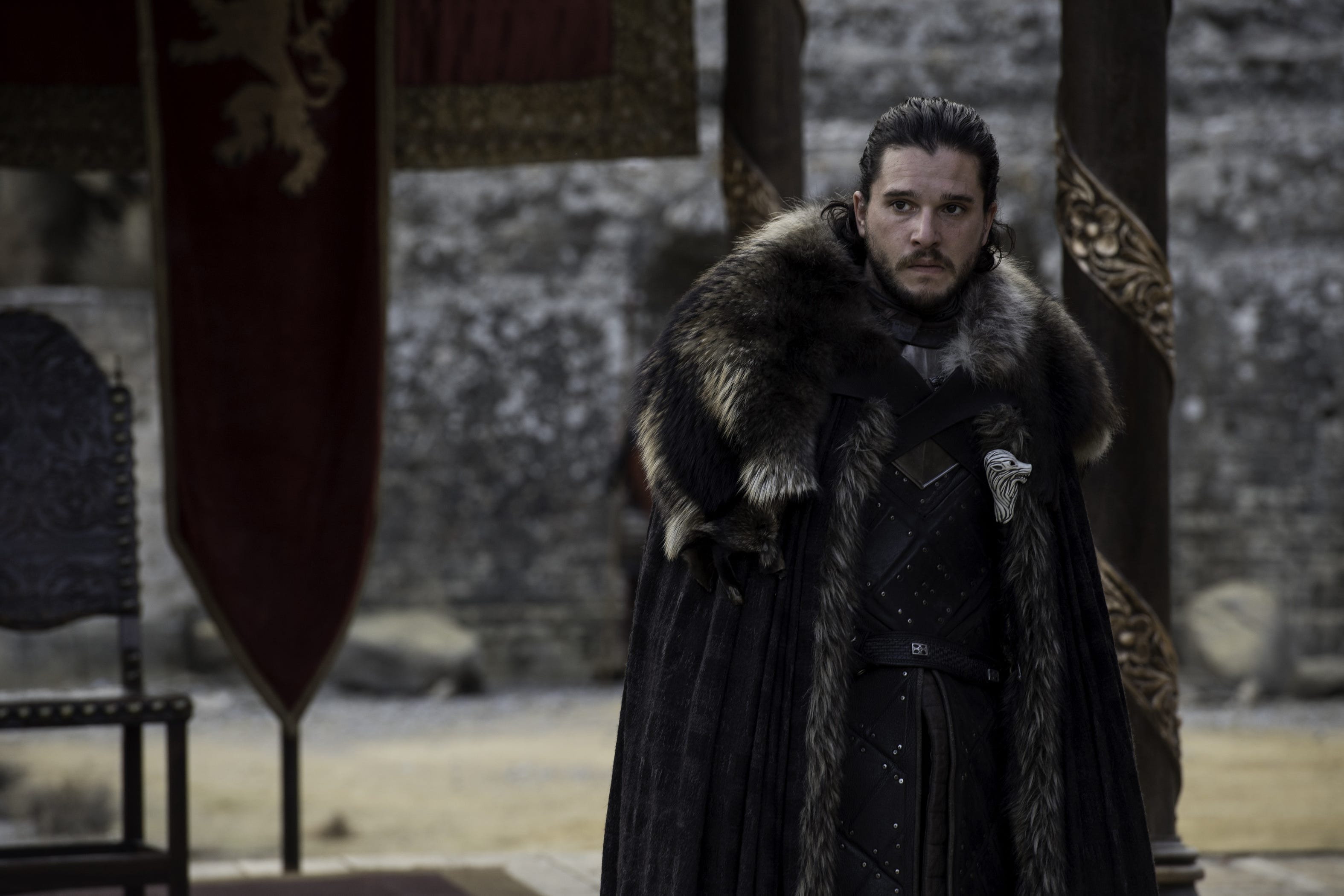 Game Of Thrones Season 7 Finale Recap Dragon Wolf