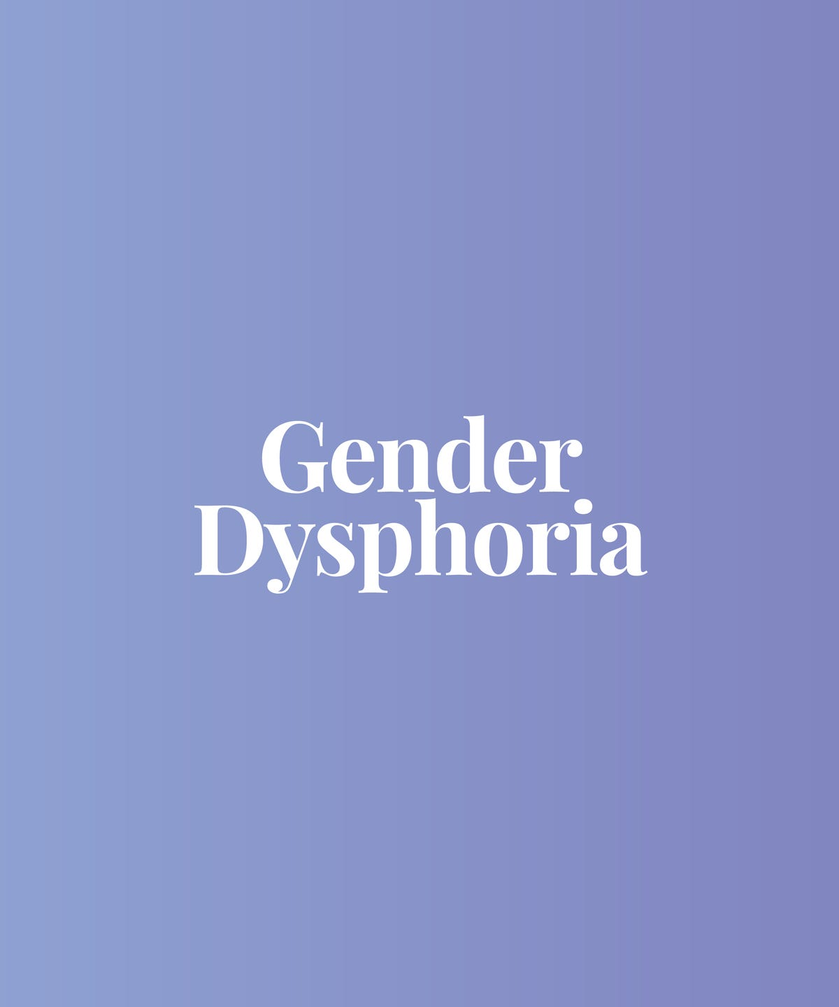 Gender Identity Terms And Examples, LGBTQ Definitions