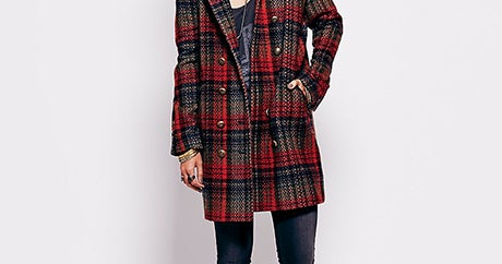 Brr! 12 Peacoats To Help Usher In Fall
