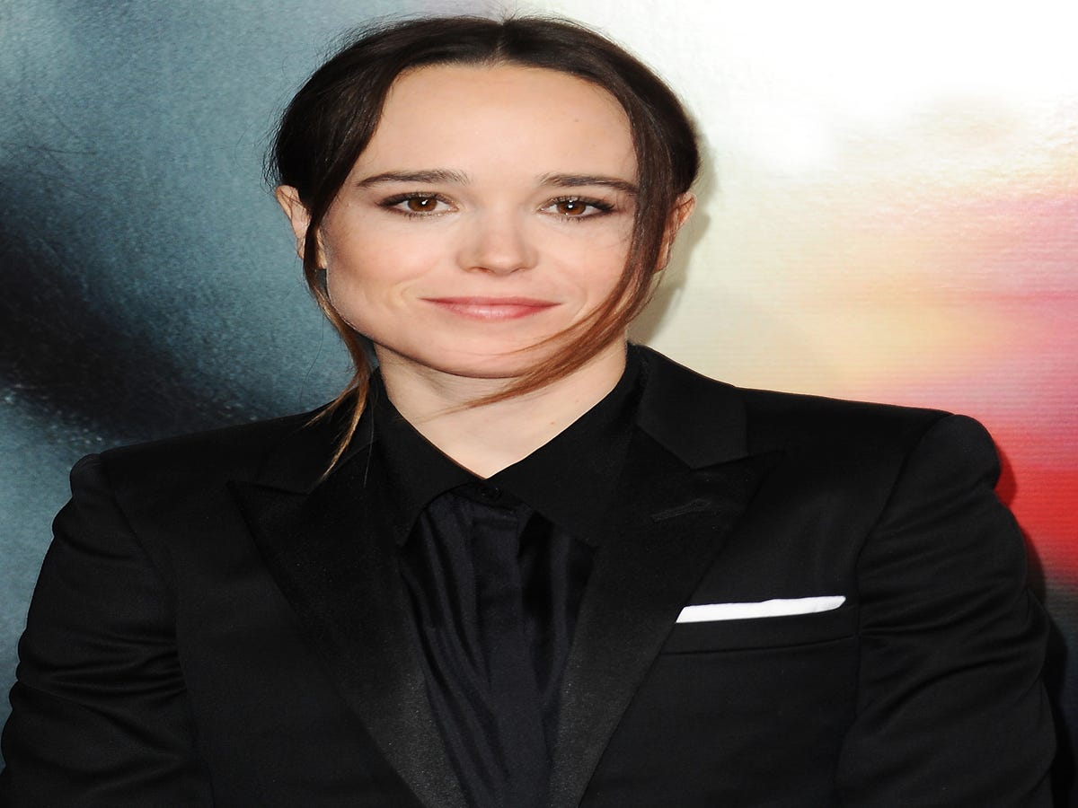 Ellen Page Says Hollywood Told Her Not To Come Out