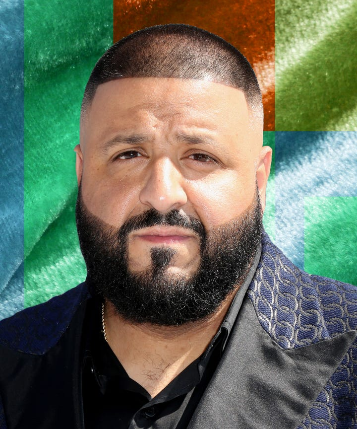 DJ Khaled Doesn't Go Down On H...