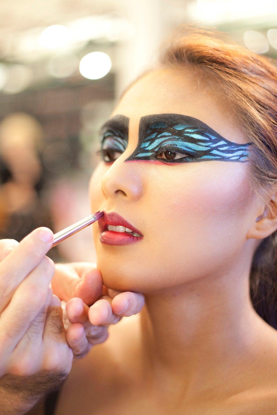 4ed01550baf1 Black Swan Costume Makeup Ideas