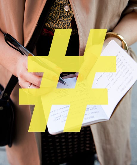 Why Aren't You Tweeting To #MyFiveMusts Right Now?