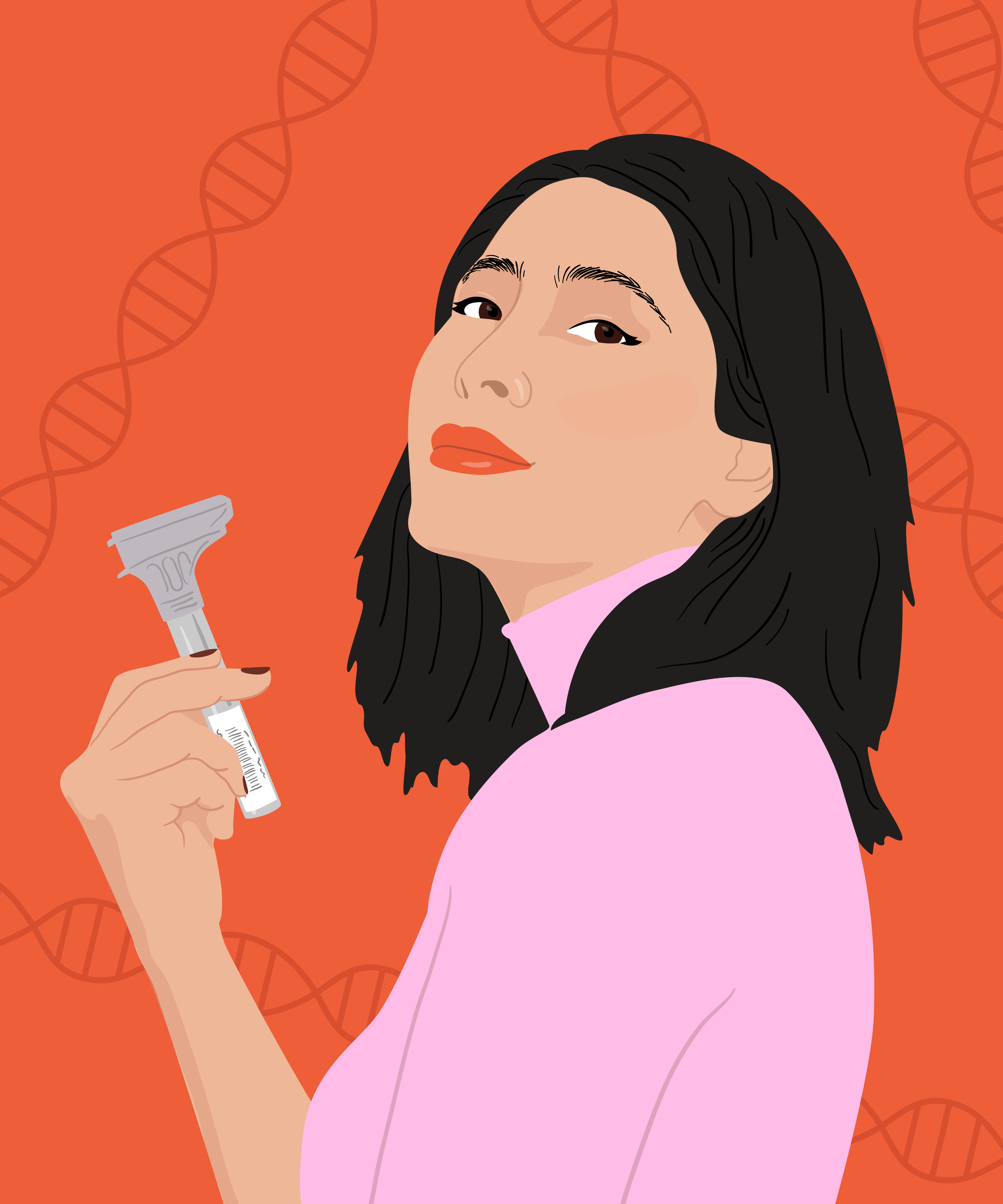 how a 23andme dna kit changed my racial identity