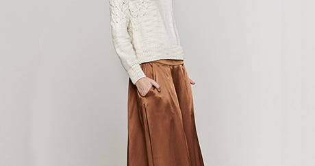11 Lovely Maxi-Skirts That Won't Sell Your Fall Style Short