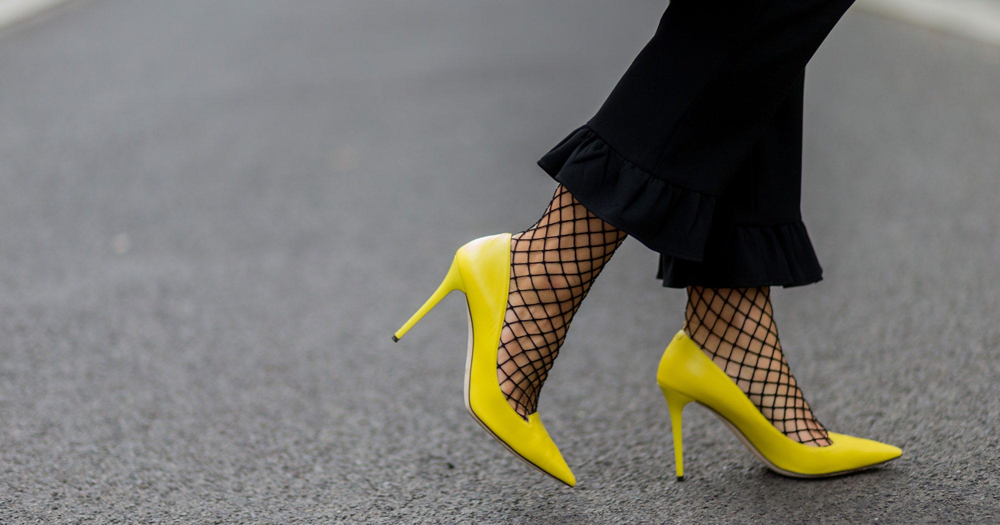 Bet You Didn't Know This About Your High Heels