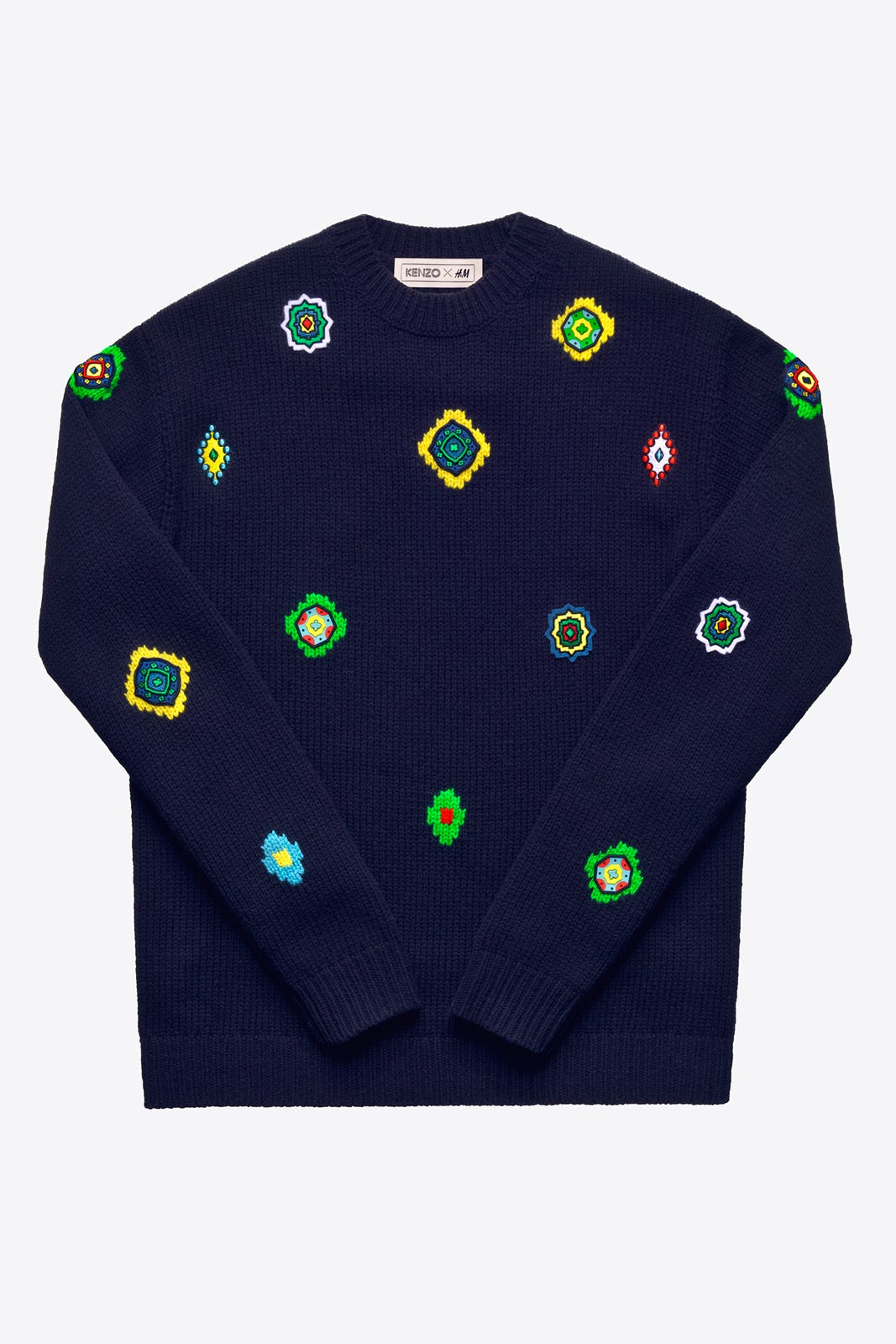 d20c917c392 HM Kenzo Full Clothing Collaboration Photos