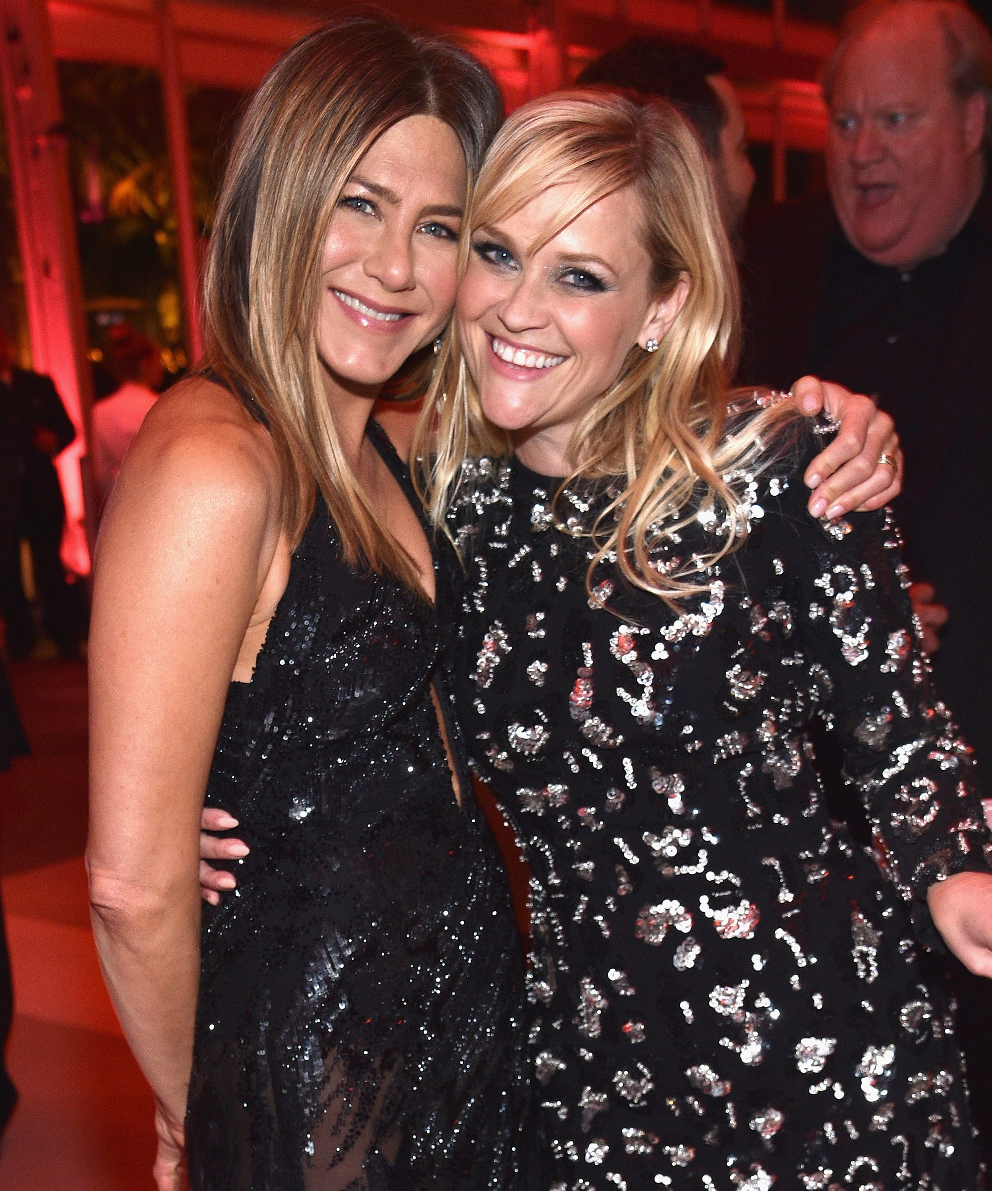 Reese Witherspoon & Jennifer Aniston Compete For The Spotlight In The Morning Show Trailer