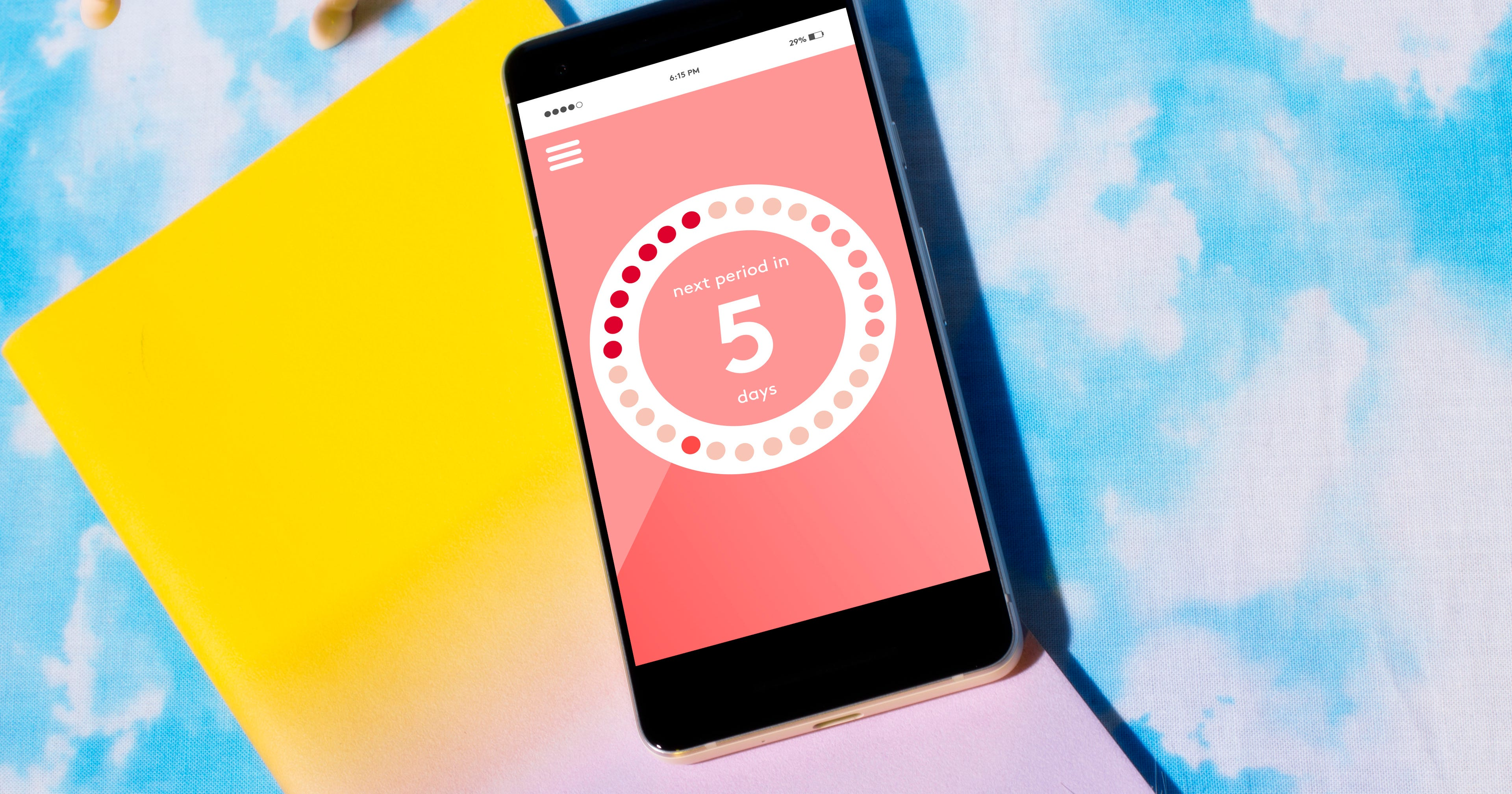 These Period Tracking Apps Will Make Your Time-Of-The-Month A Total Breeze