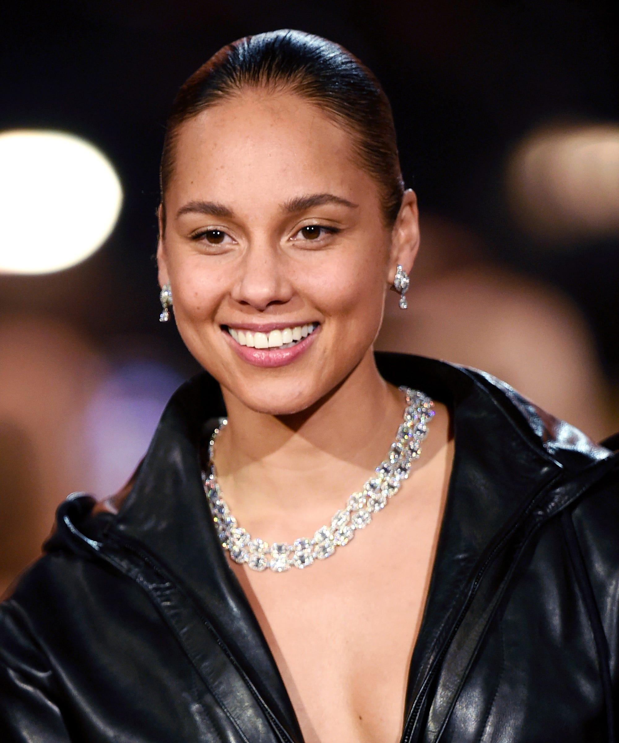 Alicia Keys sexe vidéo