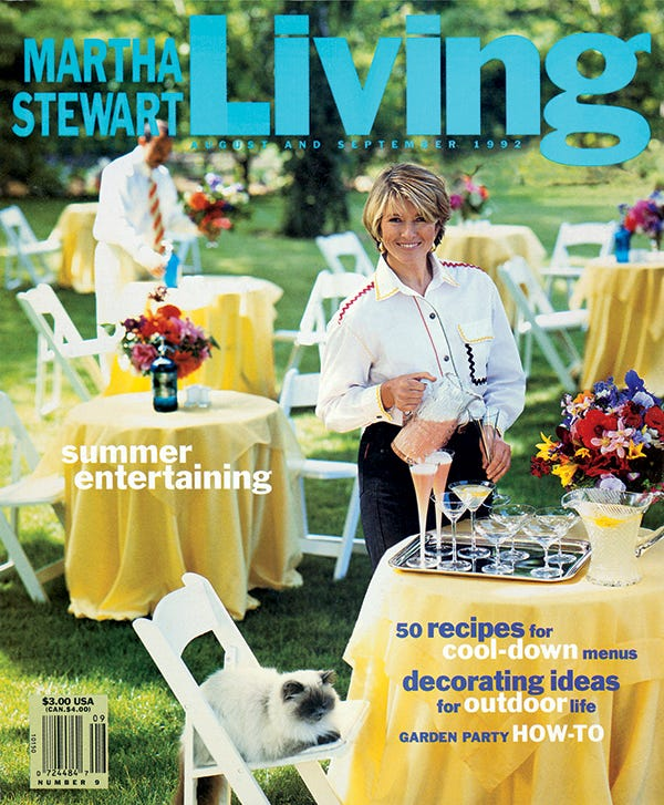Photo: Courtesy Of Martha Stewart Living.