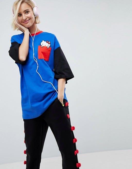 062e7da89e Asos Hello Kitty Clothes Pajamas Accessories Gift Photo