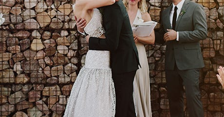 Married In Marfa: Inside One Brooklyn Couple's Epic Affair