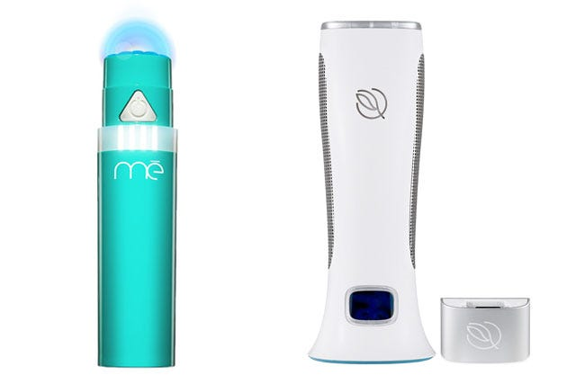 Todayu0027s Devices U2014 Which Include Standouts Like The Me Clear Anti Blemish  Device And The FDA Approved Tria Acne Clearing Blue Light ...
