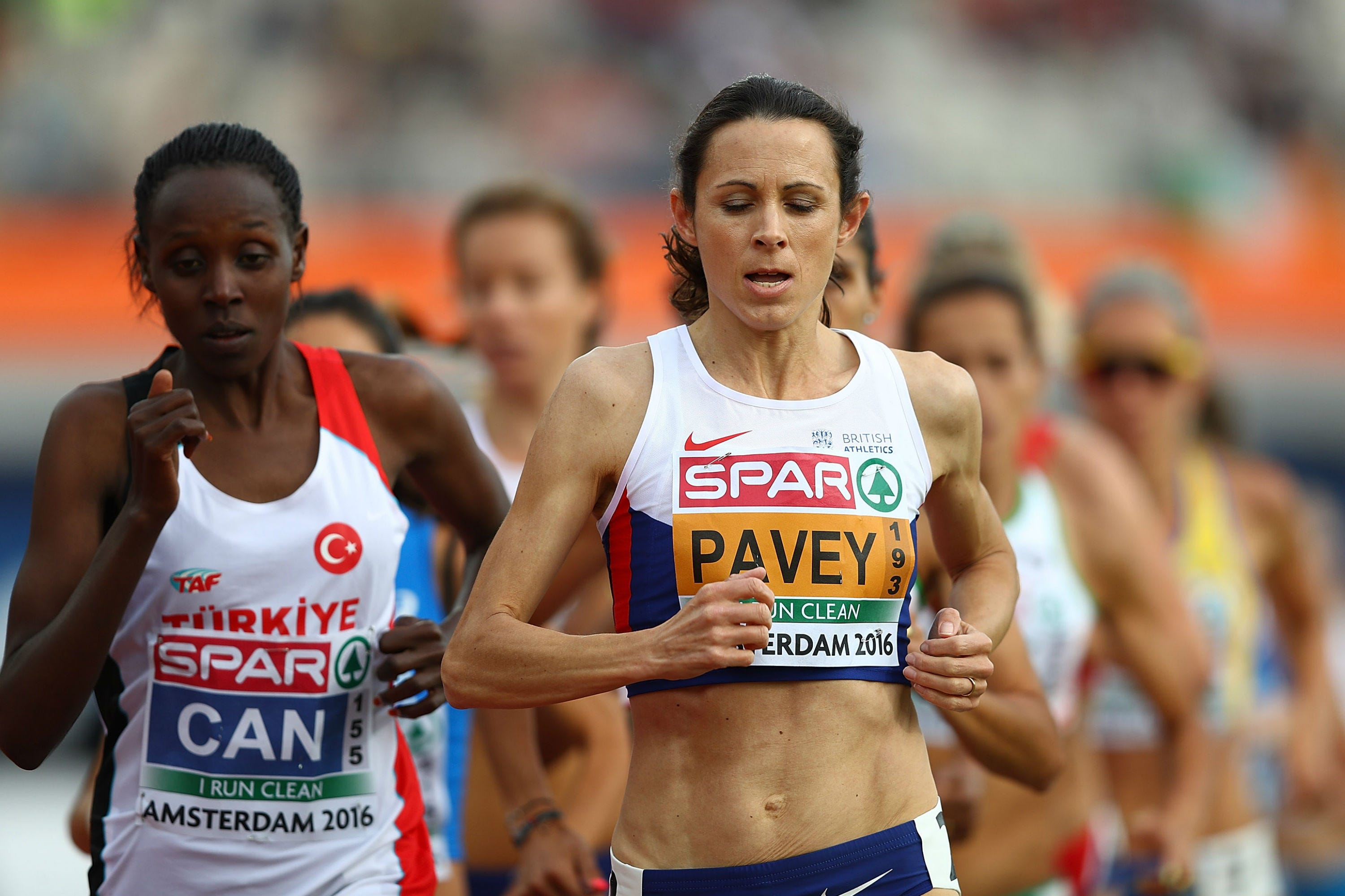 British Athlete Says She Was Punished For Being Pregnant