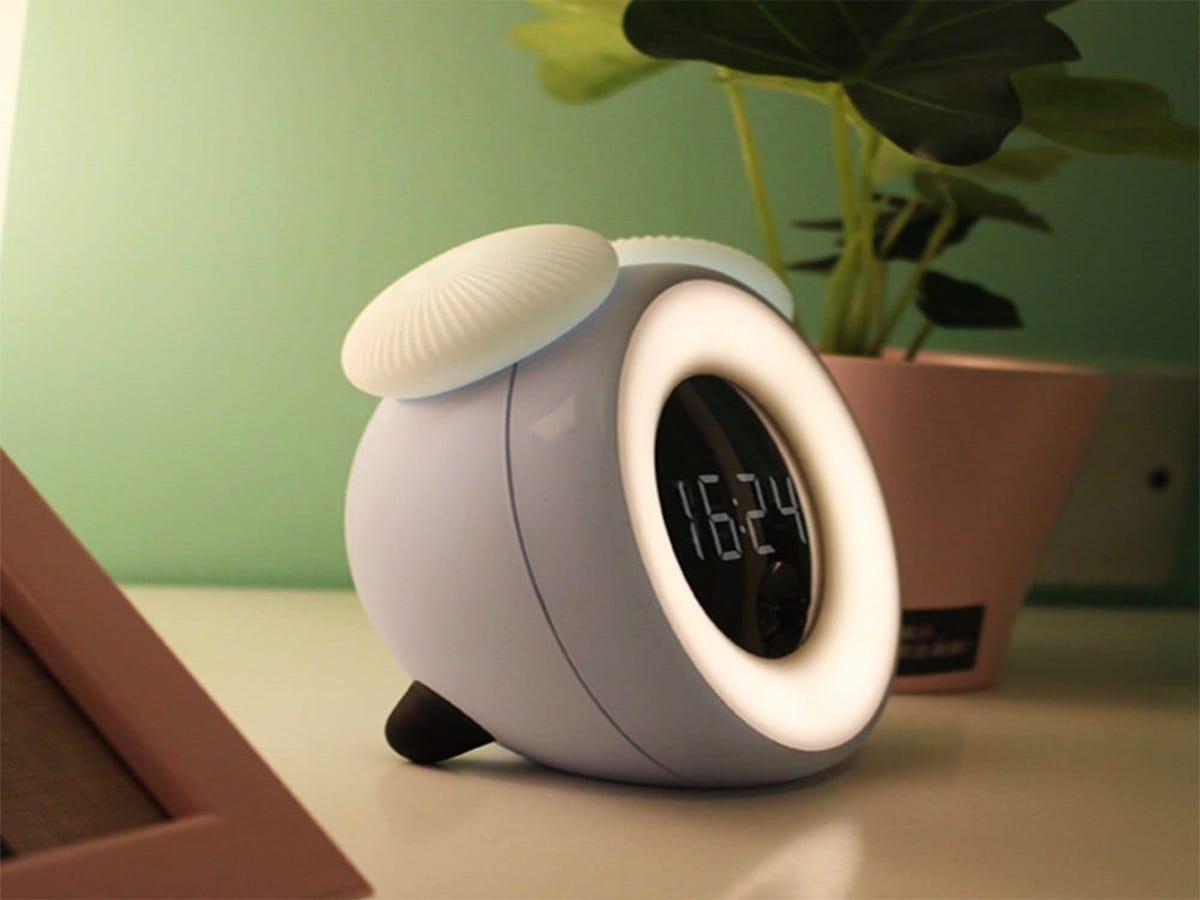 9 Light Therapy Alarm Clocks For Gentler Winter-Morning Wake Ups
