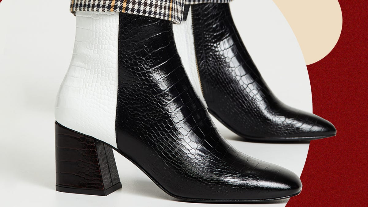 fec738c619b Crocodile-Effect Boots To Buy Up This Winter 2019