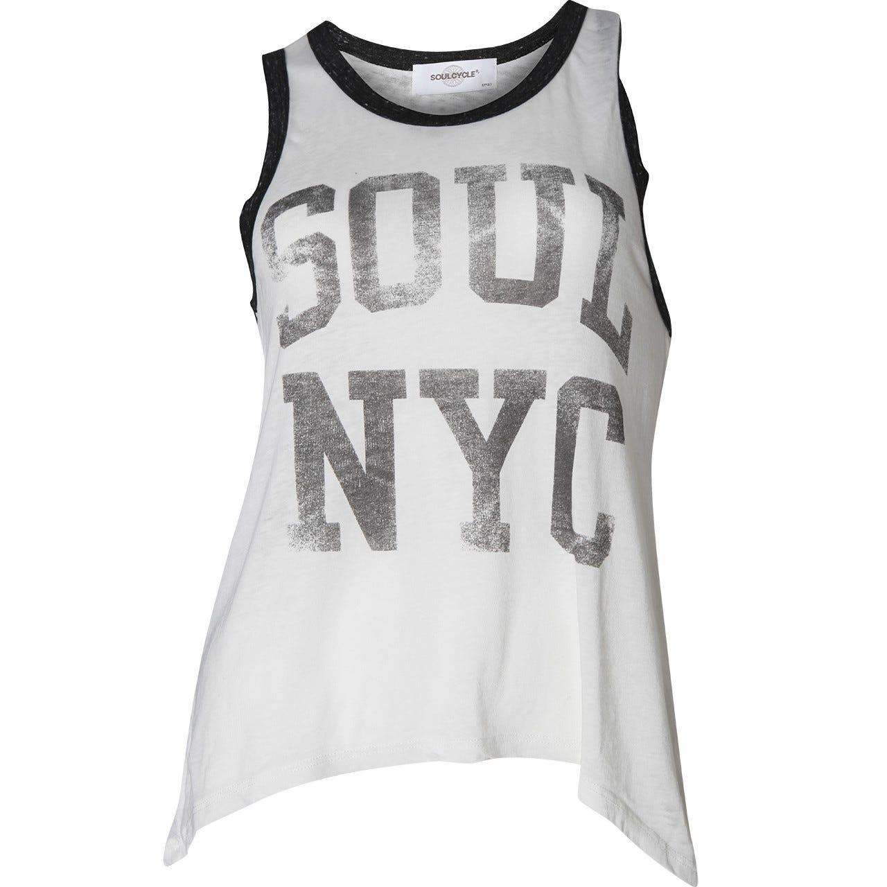 SOUL NYC Burnout Tank