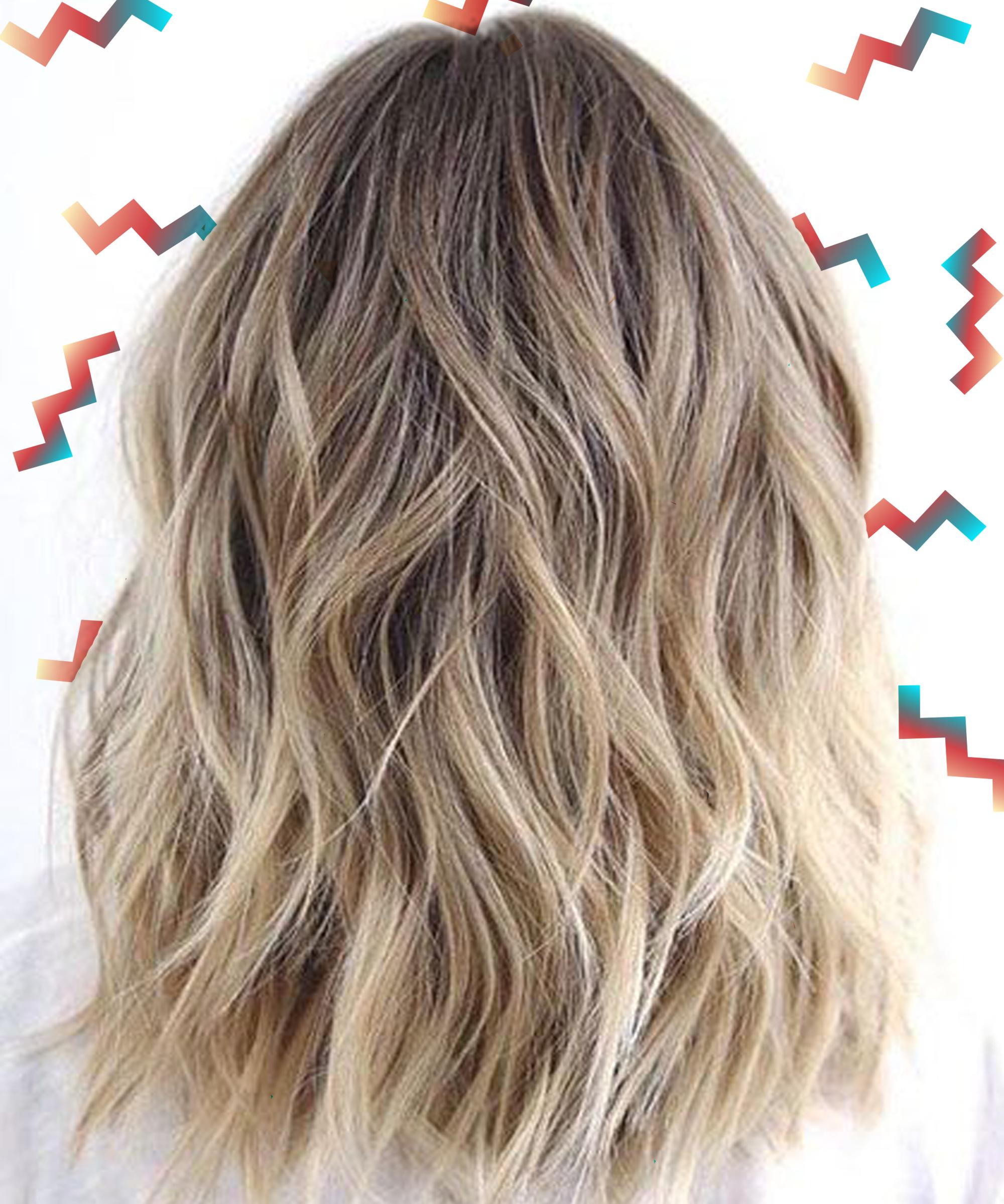 Alternative hair coloring methods 71