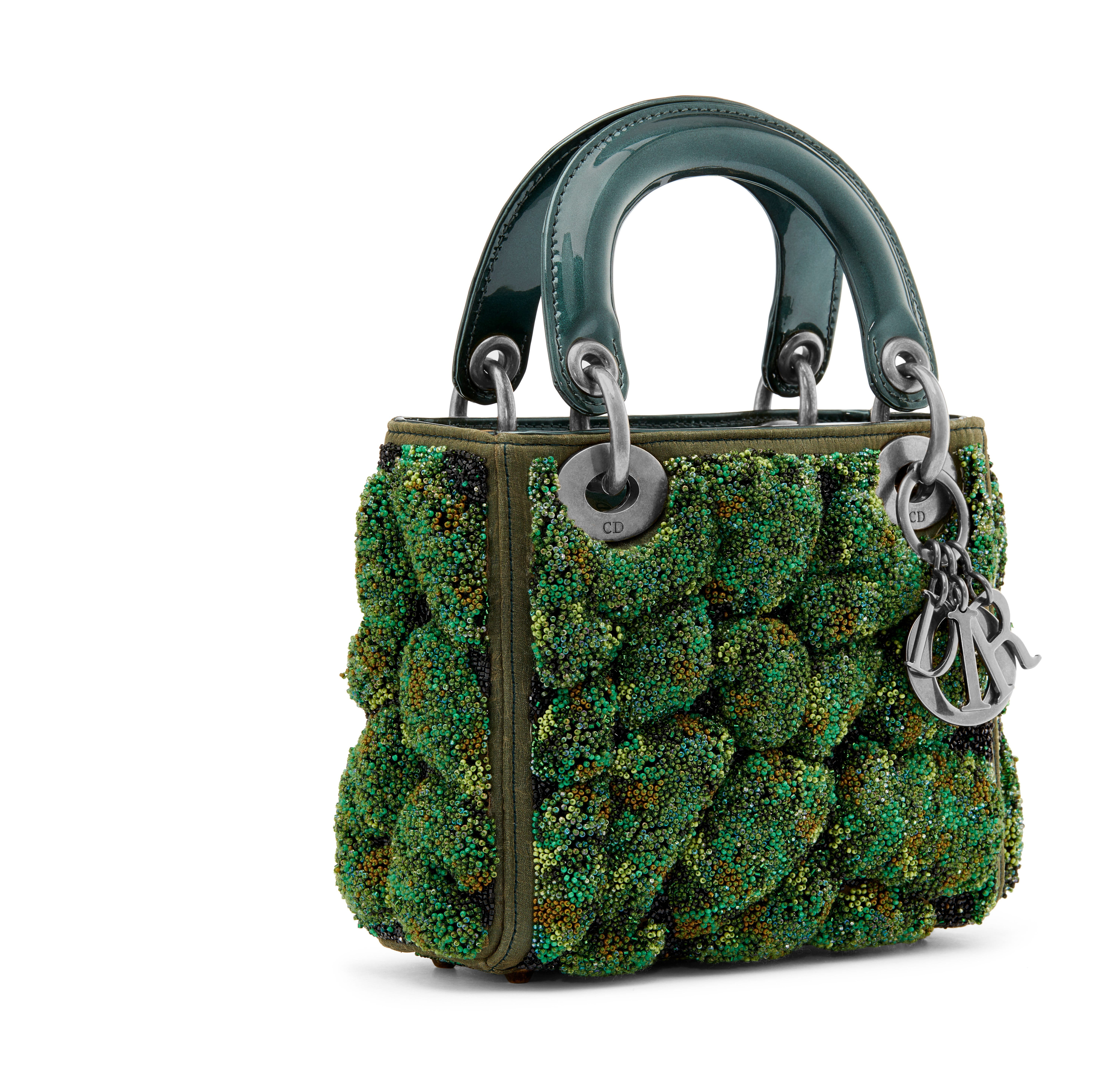 941ec367e7d3 Dior Lady Bag Female Artist Project Debuts In Miami
