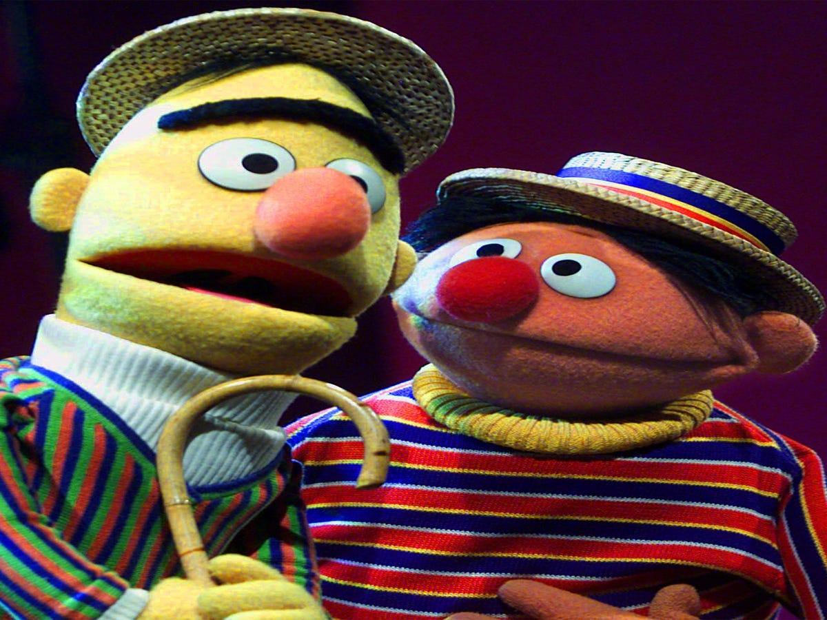 Why Won t Sesame Street Let Bert & Ernie Be Gay?