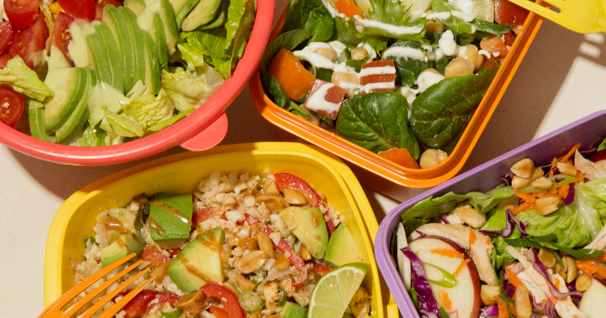 6 No-Recipe Formulas You Can Use To Become A Packed Lunch Pro