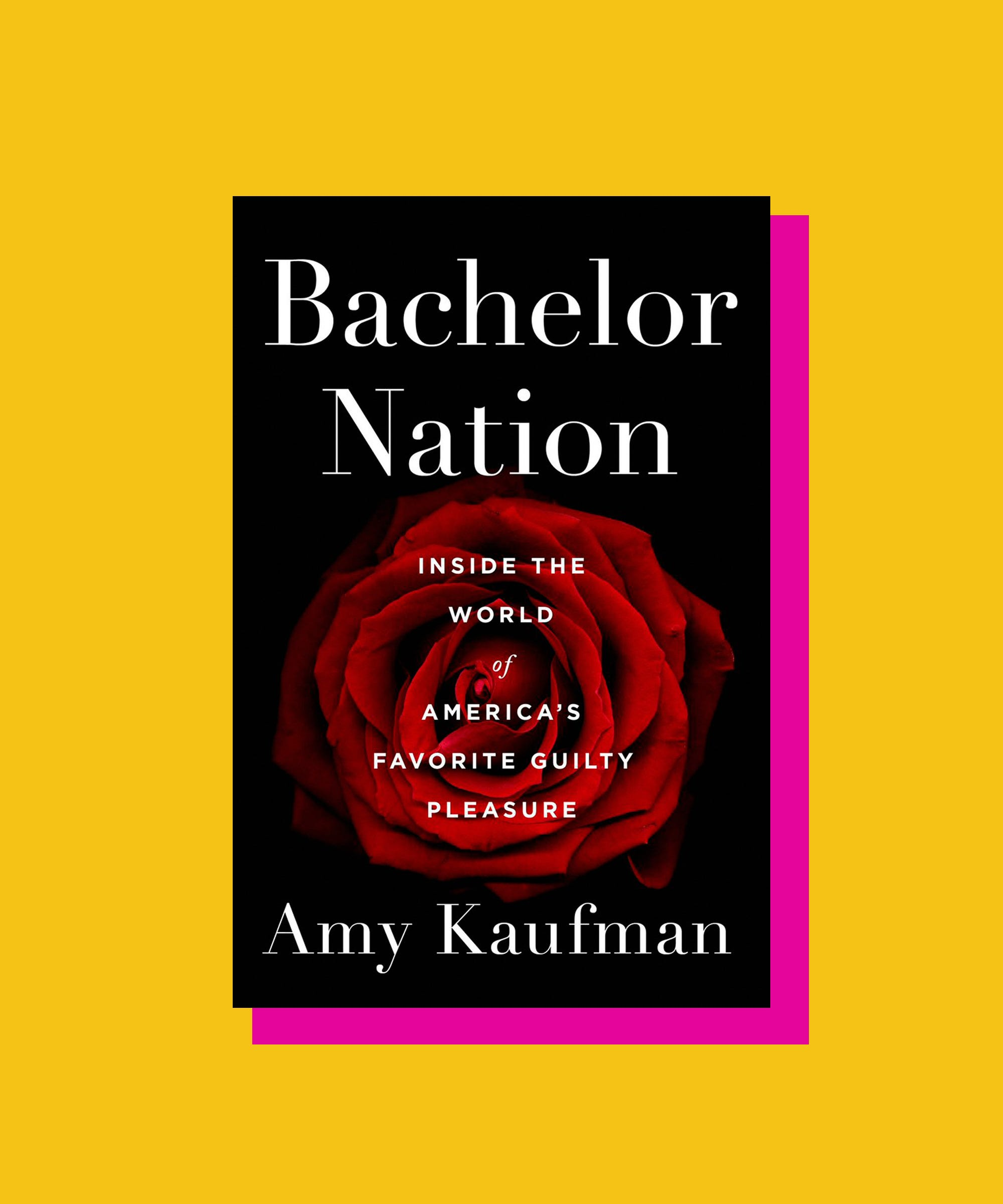 Amy kaufman talks the bachelor and her book fandeluxe Choice Image