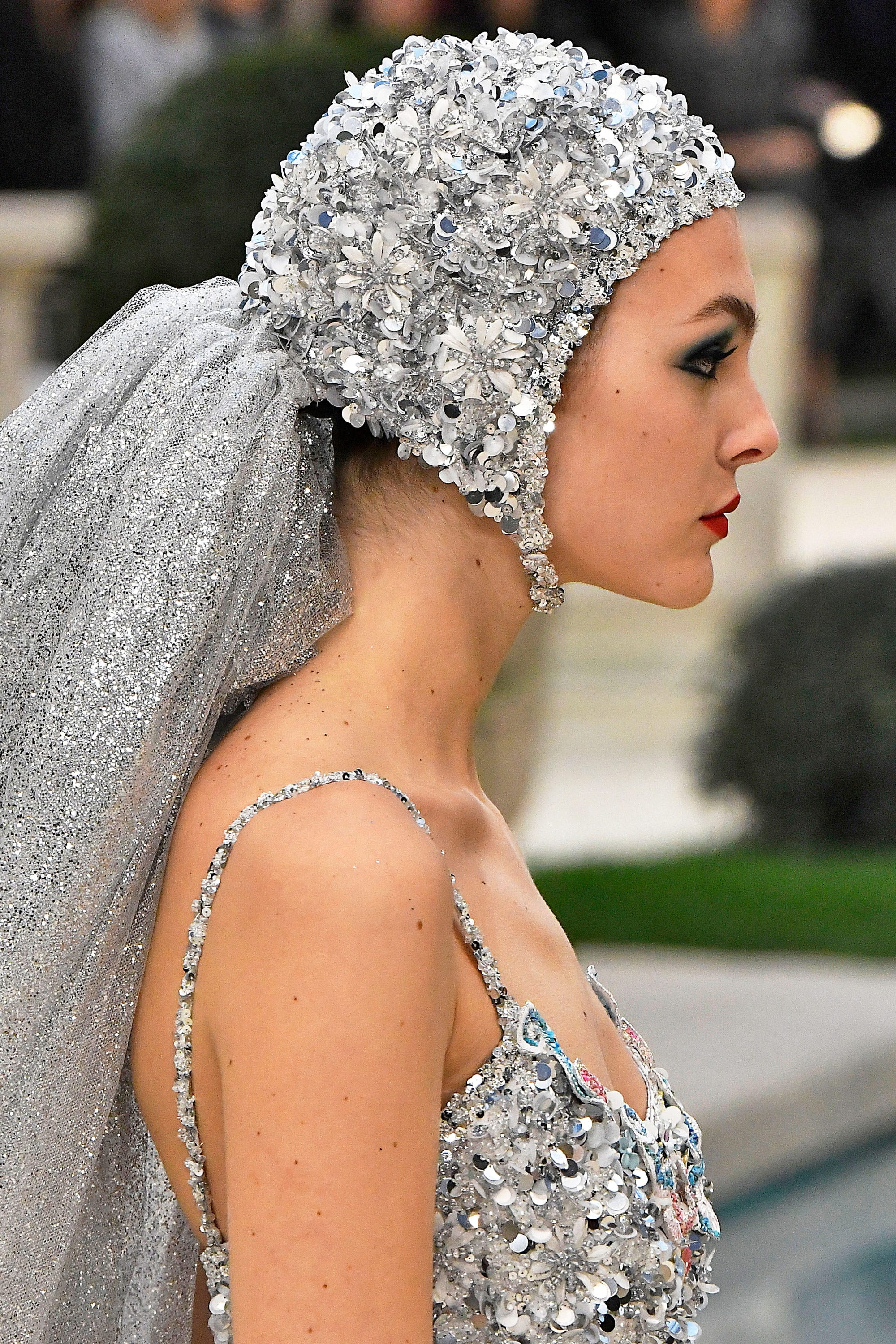 e47c58ba3b2 The Chicest Trend At Couture Fashion Week  Swimming Caps