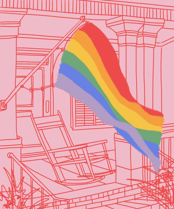 Polysexual pride flags and color meanings