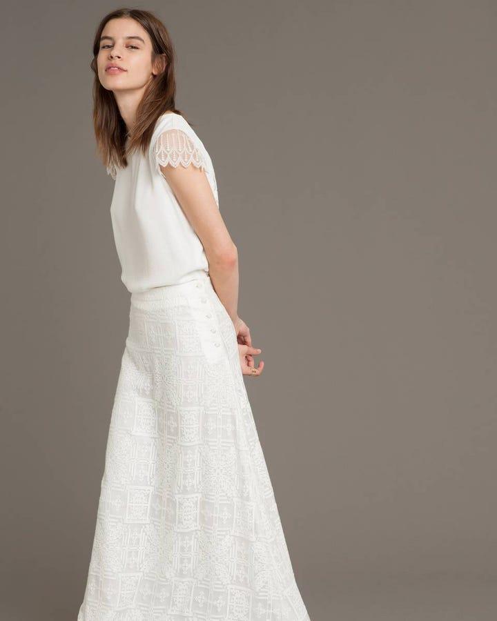 Das sind die schönsten Brautkleider-Trends 2018
