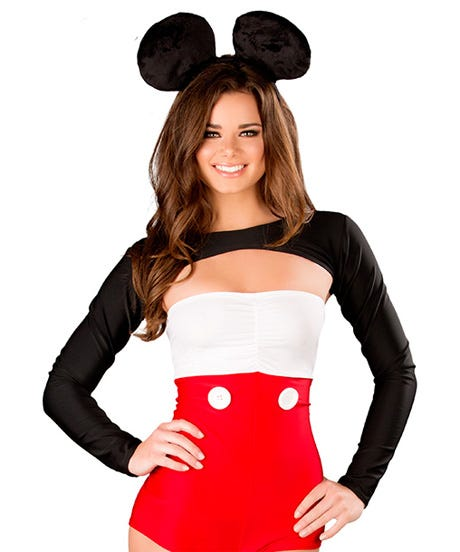 Make sexy halloween costume