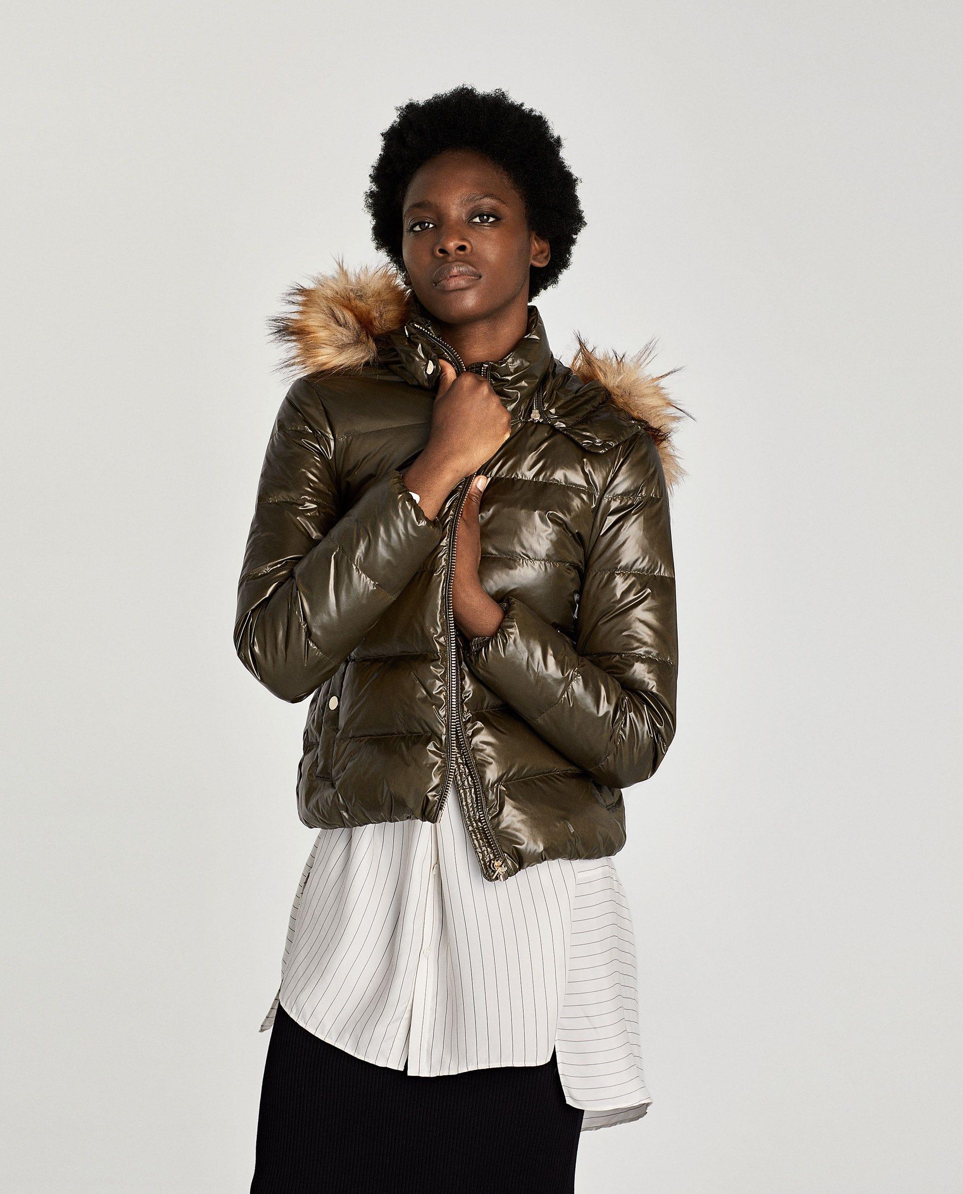 9029a34c Zara Winter 2017 Best New Puffer Jacket Coats Shop Now