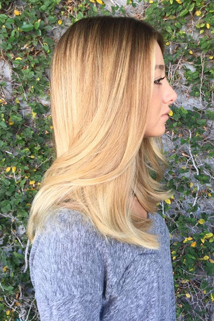 Names Of Blonde Hair Colors Elegant The 16 Most Beautiful Color Ideas For Redheads